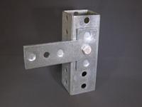 Square Post Connectors