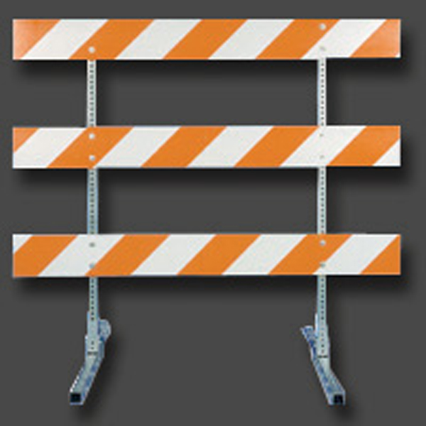 Public Works Barricades