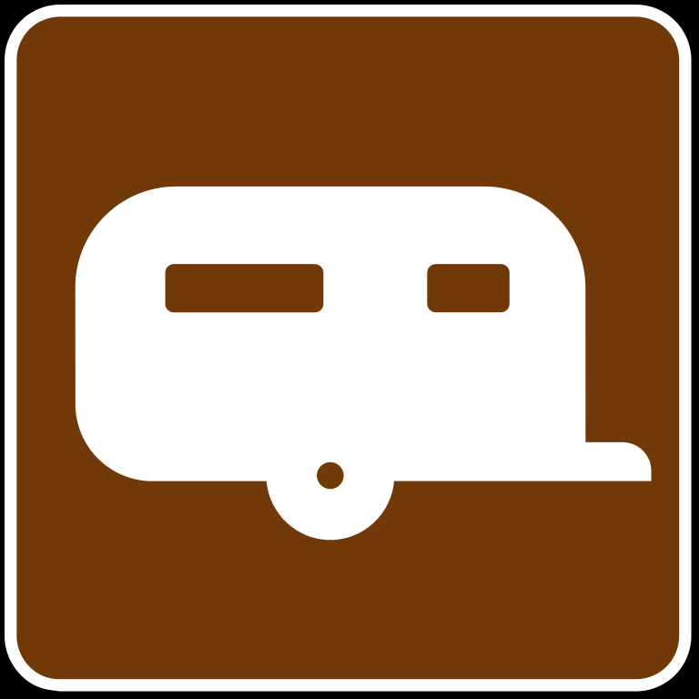 Recreational and Campground signs