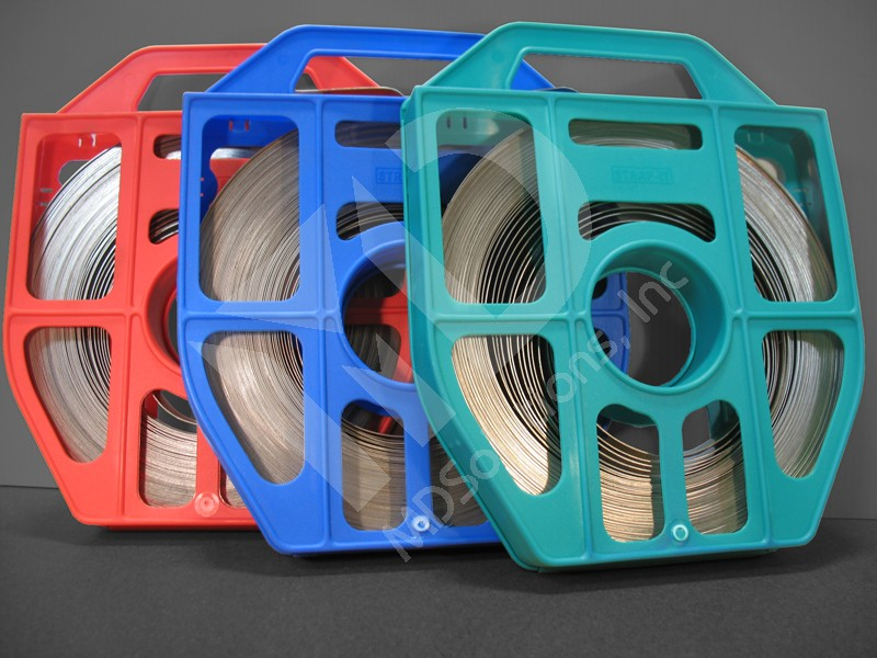 """1/2"""" x 0.030"""" x 100 ft SS Strapping"""