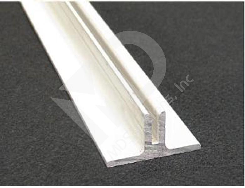 Double Legged T Aluminum Extrusion