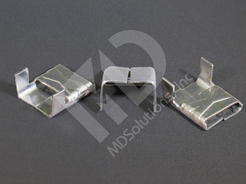 """5/8"""" Wing Seals Stainless Steel"""