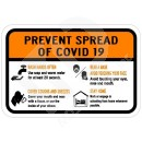 COVID-19 Prevent the Spread