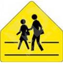 S2-1 School Crossing Sign