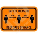 COVID-19 Safety Measure