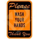 COVID-19 Please Wash