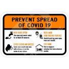 COVID-19 Prevent the Spread